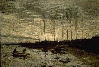 Canal Landscape