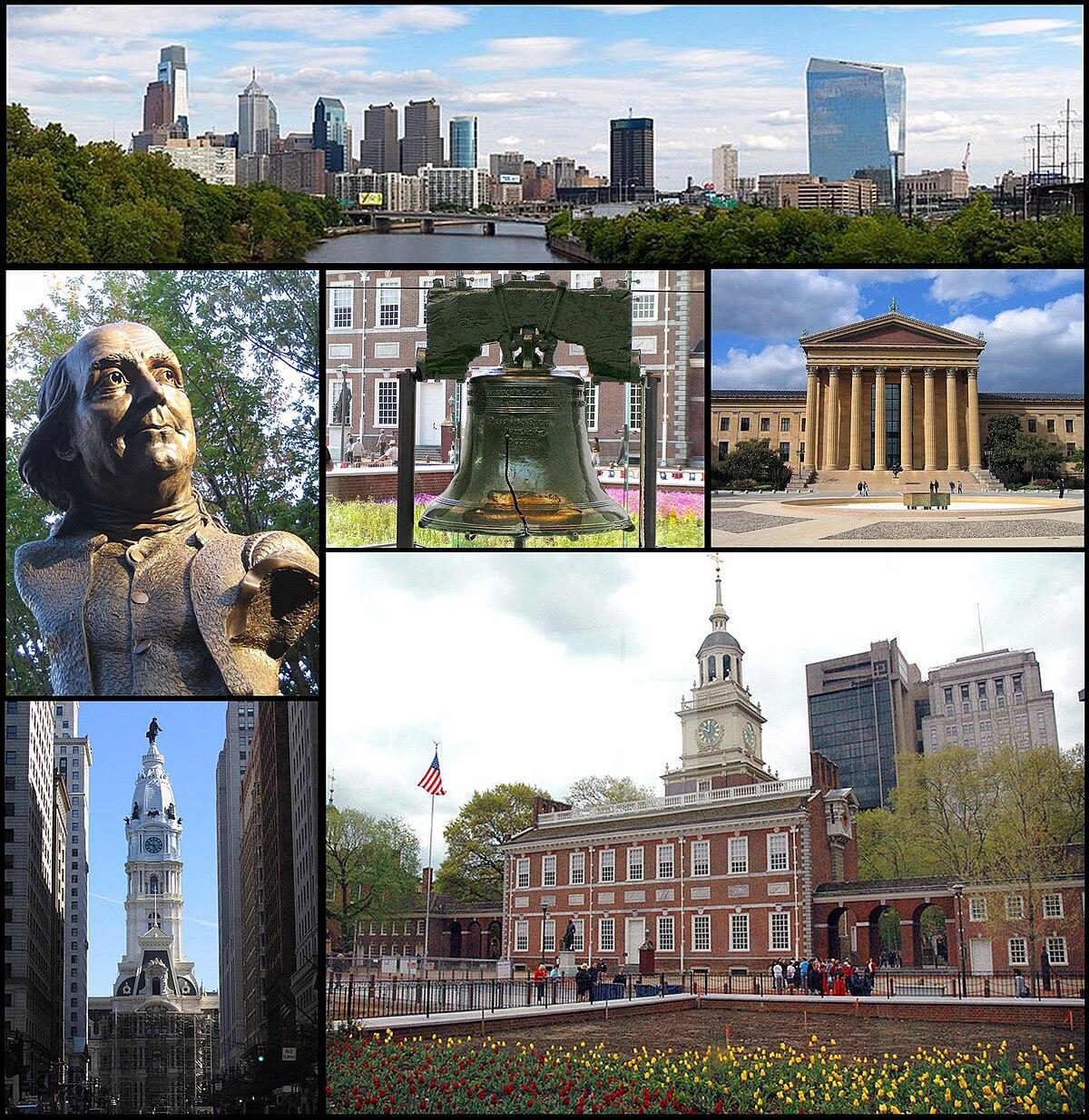 Filadelfia - Wikipedia, la enciclopedia libre
