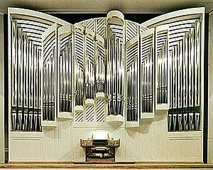 Klais Orgelbau - Image: Philharmonie Orgel Kraków