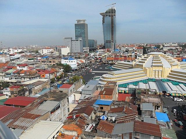 City Tour Phnom Penh