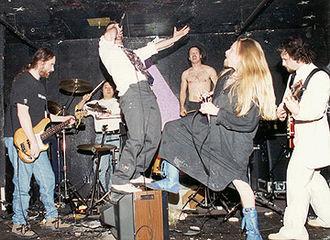 Six and Violence - The Six and Violence c.2004