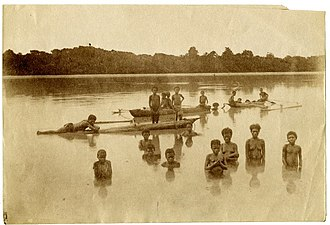 John Watt Beattie - Photograph taken in Fiji by John Watt Beattie, early 20th century