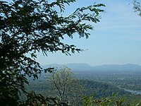 Phu Phan Mountains - view from Wat Tham Kham.jpg