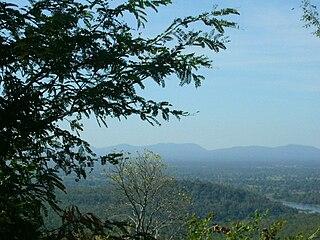 Phu Phan Mountains
