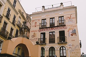 Iglesias, Sardinia - Piazza La Marmora