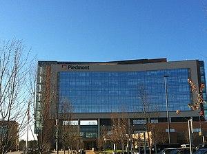 Piedmont Newnan Hospital - Image: Piedmont Newnan Hospital