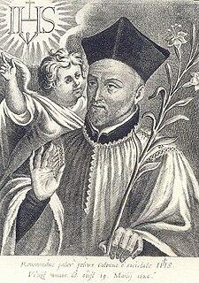 Pierre Coton French Jesuit priest