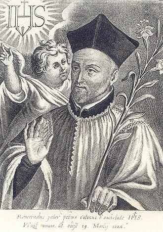 Pierre Coton - Pierre Coton (1564-1626).