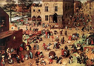 Pieter Bruegel the Elder - Children's Games - WGA3343.jpg