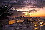 PikiWiki Israel 16384 Taybe at sunset.jpg