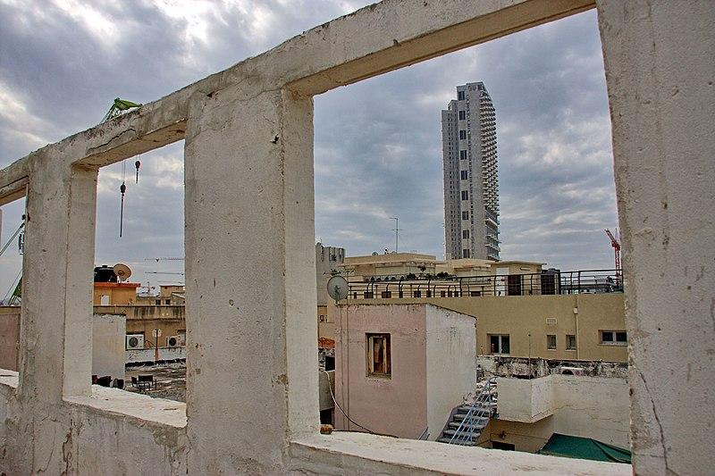גגות תל-אביב