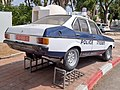 PikiWiki Israel 81683 a police car in ramla.jpg