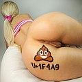 Pile of Poo or U+1F4A9 (31891643061).jpg