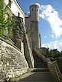 Pilstickeri torn Toompea lossis, vaade treppide poolt, 8. august 2011.jpg