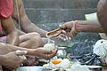 Pinda Daan - Jagannath Ghat - Kolkata 2012-10-15 0701.JPG