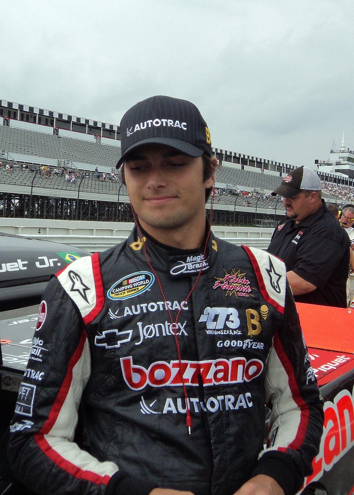 Nascar Pole Position >> Nelson Piquet Jr. - Wikipedia