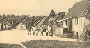 Piti, Guam - Village of Piti, 1900