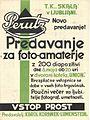 Plakat za Predavanje za fotoamaterje 1920.jpg