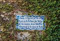 Plaque Cyprès Sultane Generalife Granada Spain.jpg