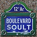 Plaque boulevard Soult Paris 1.jpg