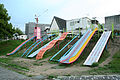Playground in along Sotobori River 01.jpg