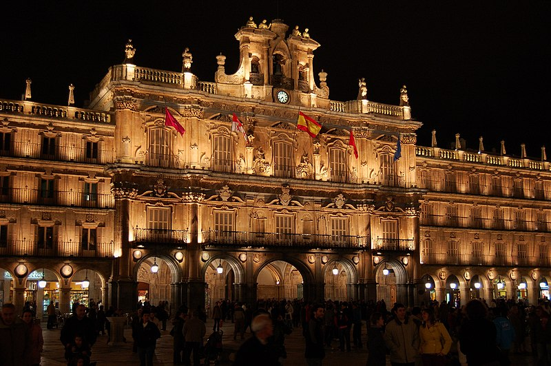 File:Plaza Mayor Salamanca.jpg