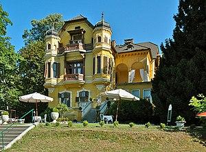Pörtschach am Wörthersee - Villa Miralago, 1893