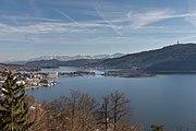 Poertschach am Woerther See Blick von der Hohen Gloriette 25022017 6359.jpg