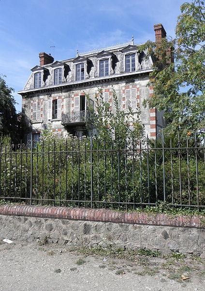 Villa Bailleul, sise à Pontorson (50).