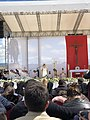 Pope Francis Holy Mass in Skopje, May 2019.jpg