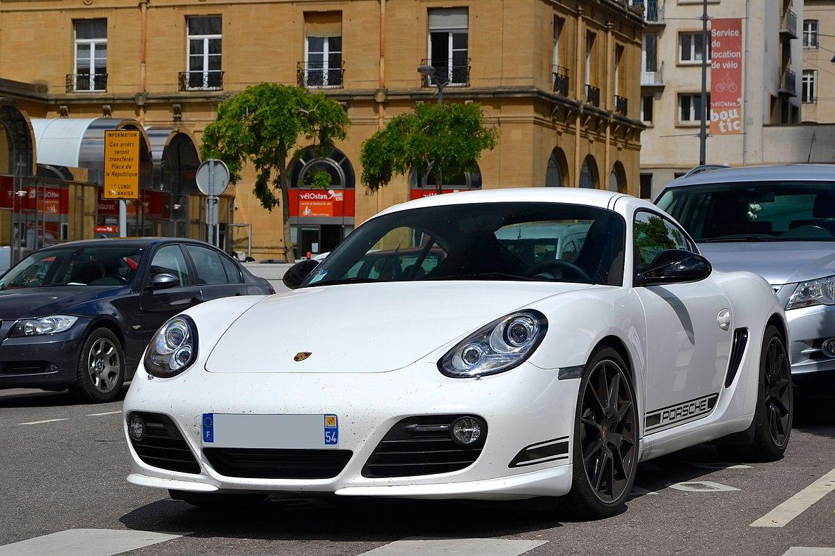Porsche Cayman 987c Wikipedia Wolna Encyklopedia