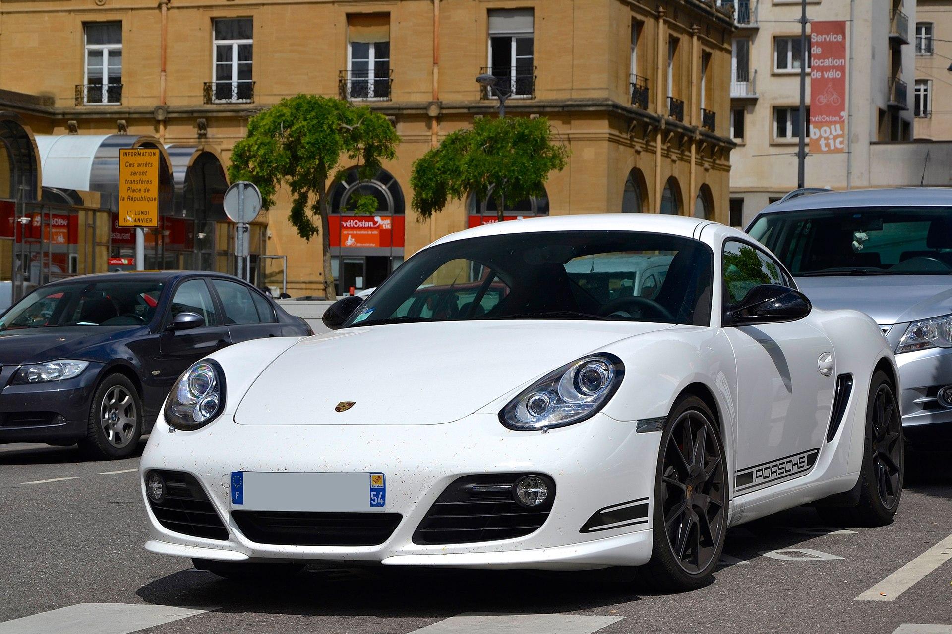 Porsche Cayman Wikipedia Wolna Encyklopedia