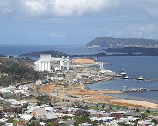 Port of Albany port in Australia