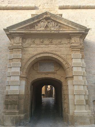 Greeks Gate - Greeks Gate in April 2016, after restoration