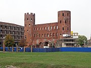 Porta Palatina Torino