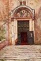 Portal of Santa Maria in Aracoeli by Alberto Pisa (1905).jpg