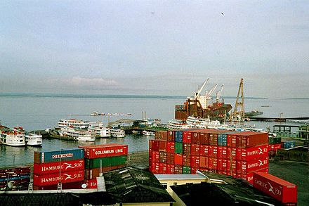 Port of Manaus Porto Manaus.jpg