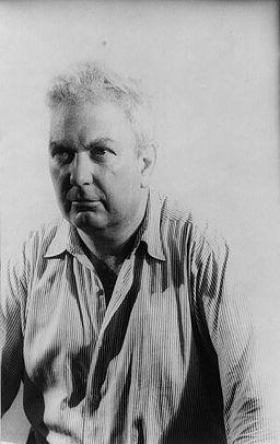 Portrait of Alexander Calder 1947 July 10