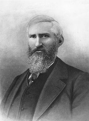 John Reid Wolfskill - Undated portrait