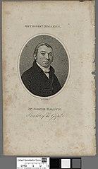 Joseph Hallum, preacher of the gospel