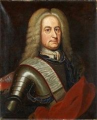 Portrait of Hans Heinrich Scheel