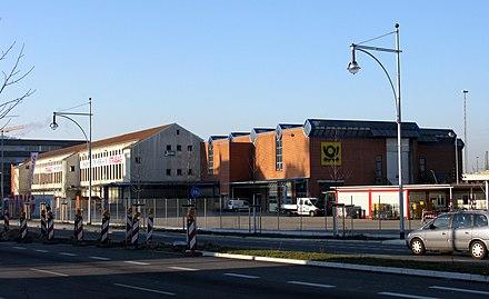 eisenbahnanlagen in deutschland