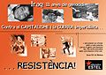 Poster against capitalism and war in Irak (Alternativa Estel, 2001).jpg