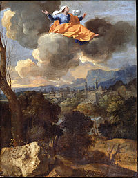 Poussin, Nicolas - The Translation of Saint Rita of Cascia - Google Art Project.jpg