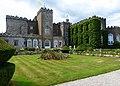 Powderham Castle. Eastern Aspect. - panoramio.jpg