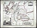 Praefecturae Viburgensis Tabulam Geographicam Viborg Map 1767 BNF Gallica.jpg