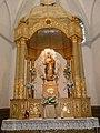 Presbiterio con el tabernáculo donde reside la Inmaculada Concepción.jpg