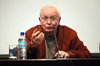 Ernesto Laclau Argentine philosopher and political theorist
