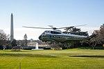 President Donald J. Trump Departs the South Lawn (44400809550).jpg