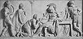 Priamos bønfalder Achilles om Hektors lig.jpg